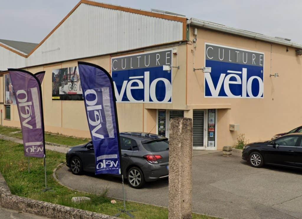 Culture Vélo Lyon Est