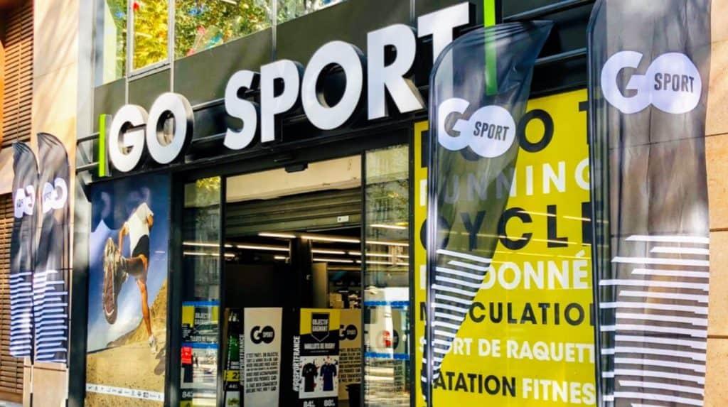 Go Sport Daumesnil
