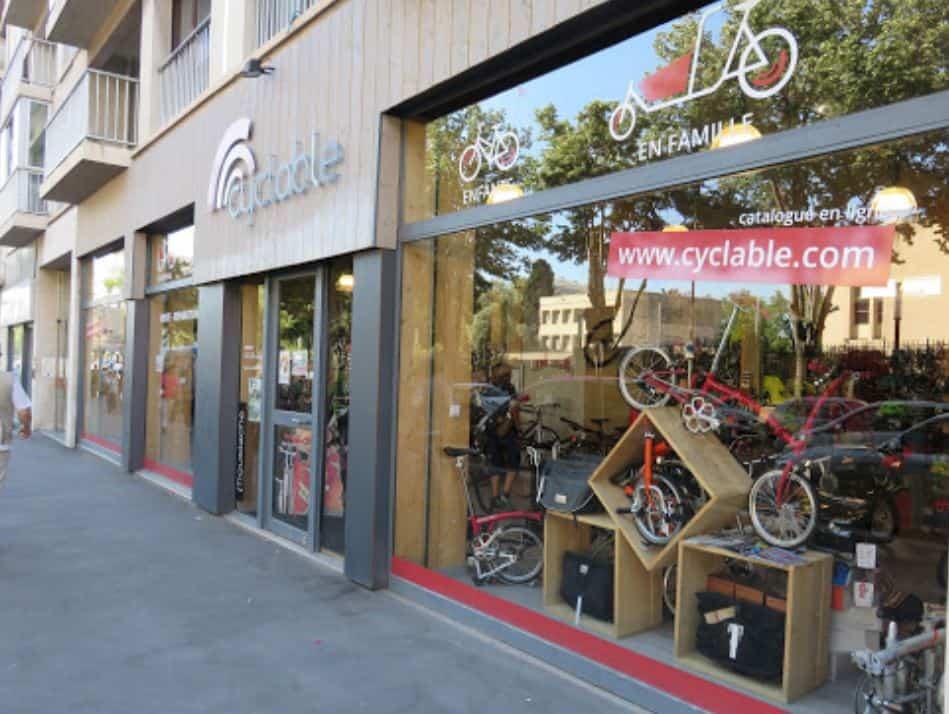Cyclable Marseille Vélodrome
