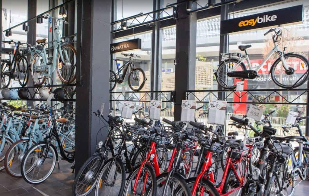 Vendeur Technicien cycles Toulon Mobicity