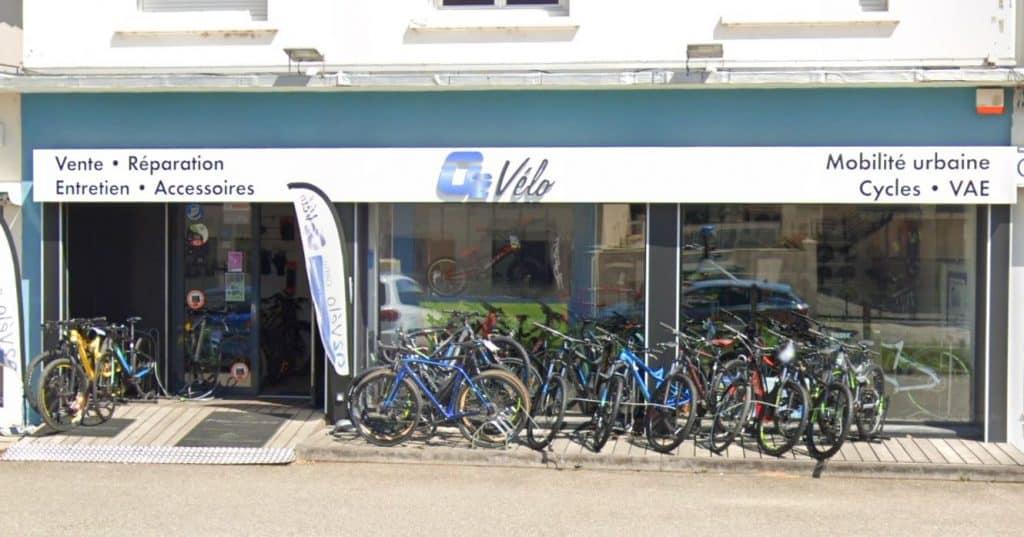 O2 Vélo magasin vélo
