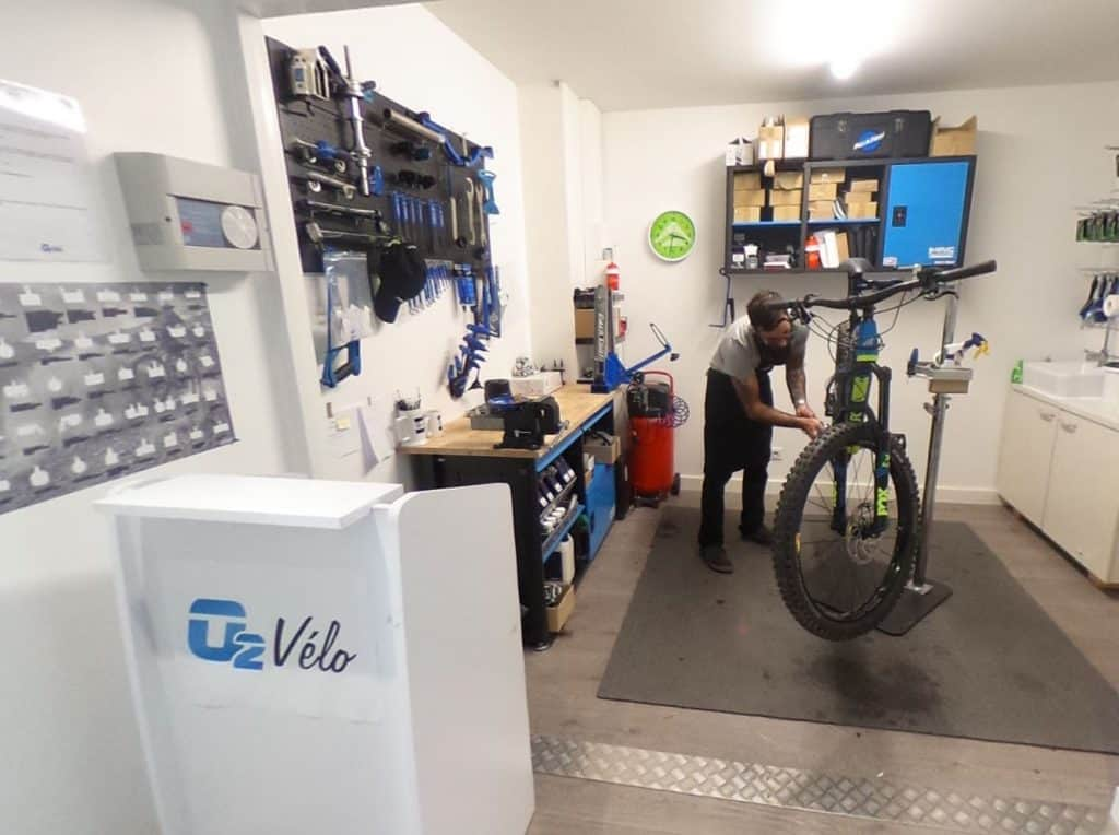 Technicien Cycle Rhône