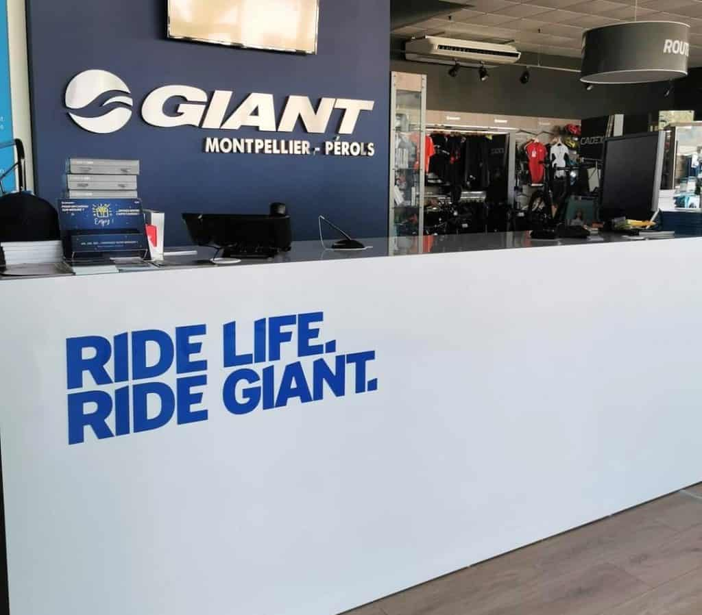 Vendeur Conseiller Cycles Montpellier Giant Store Montpellier