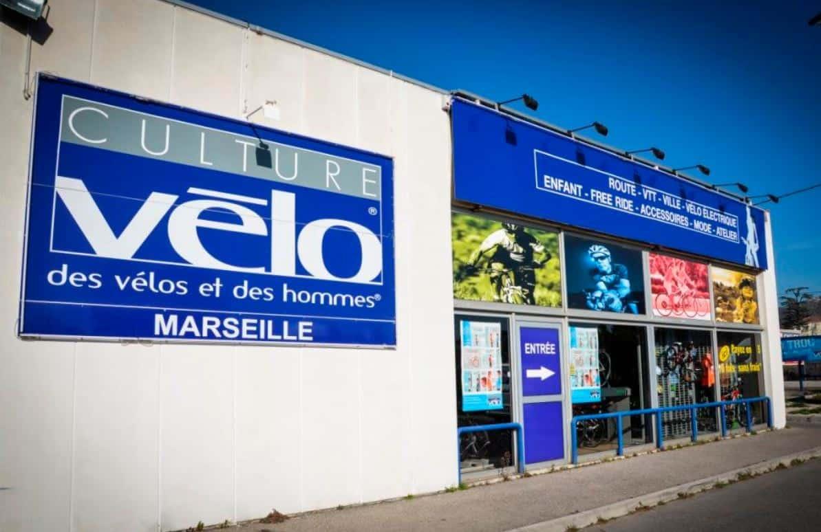 Culture Vélo Marseille