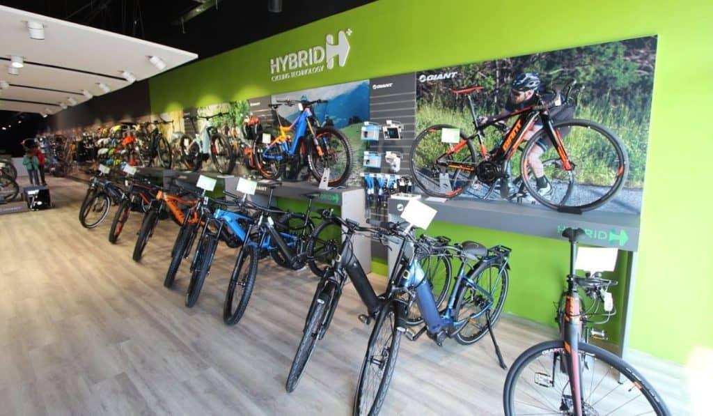 Technicien vendeur cycles Epinal