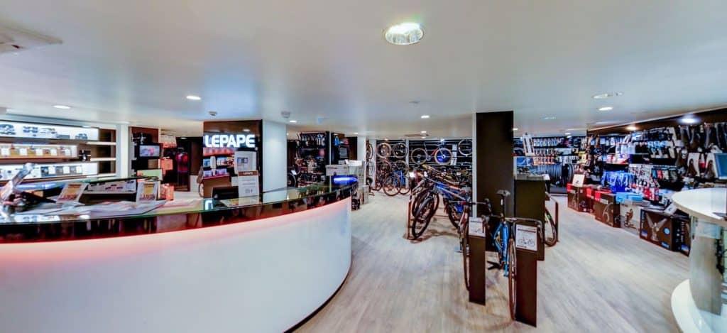 Lepape Store Lyon