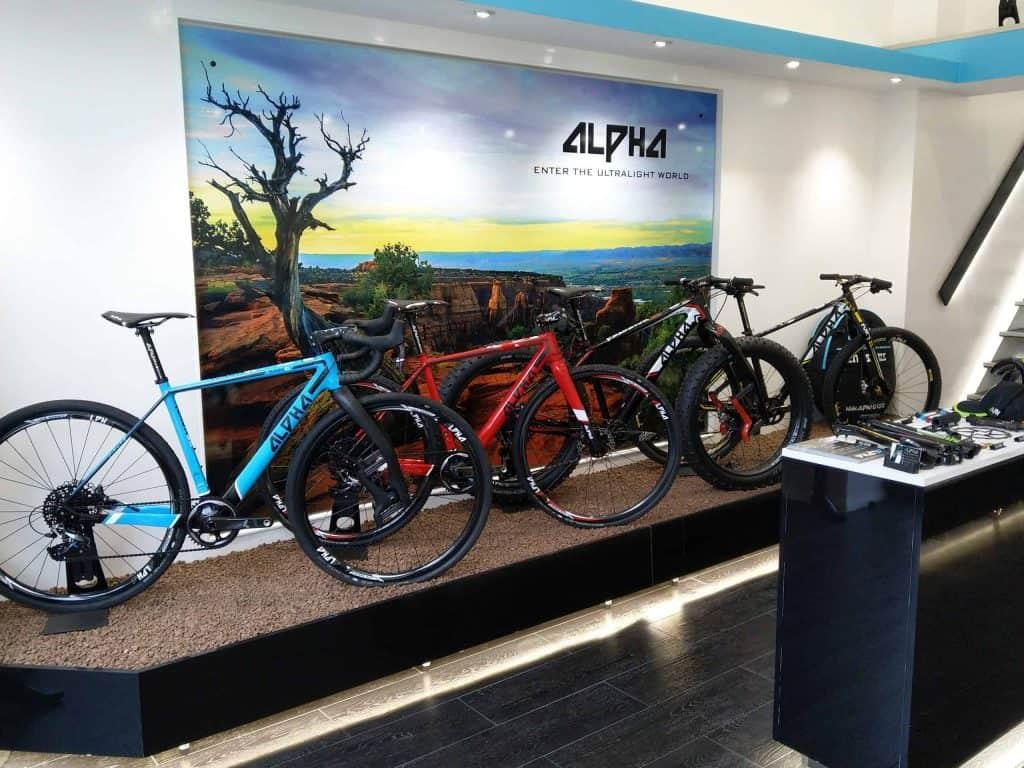 Alpha Bike Grenoble Isère