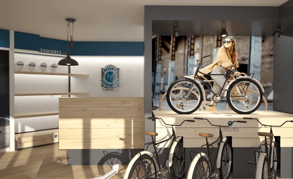 magasin de vélo Cycles Hors Cadre