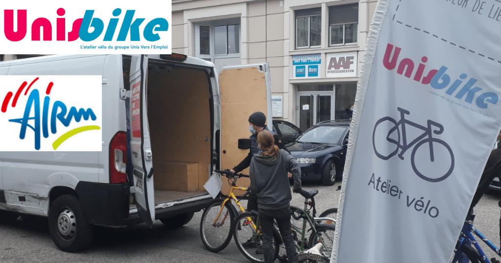 Responsable atelier cycle/ encadrant technique rhone 69