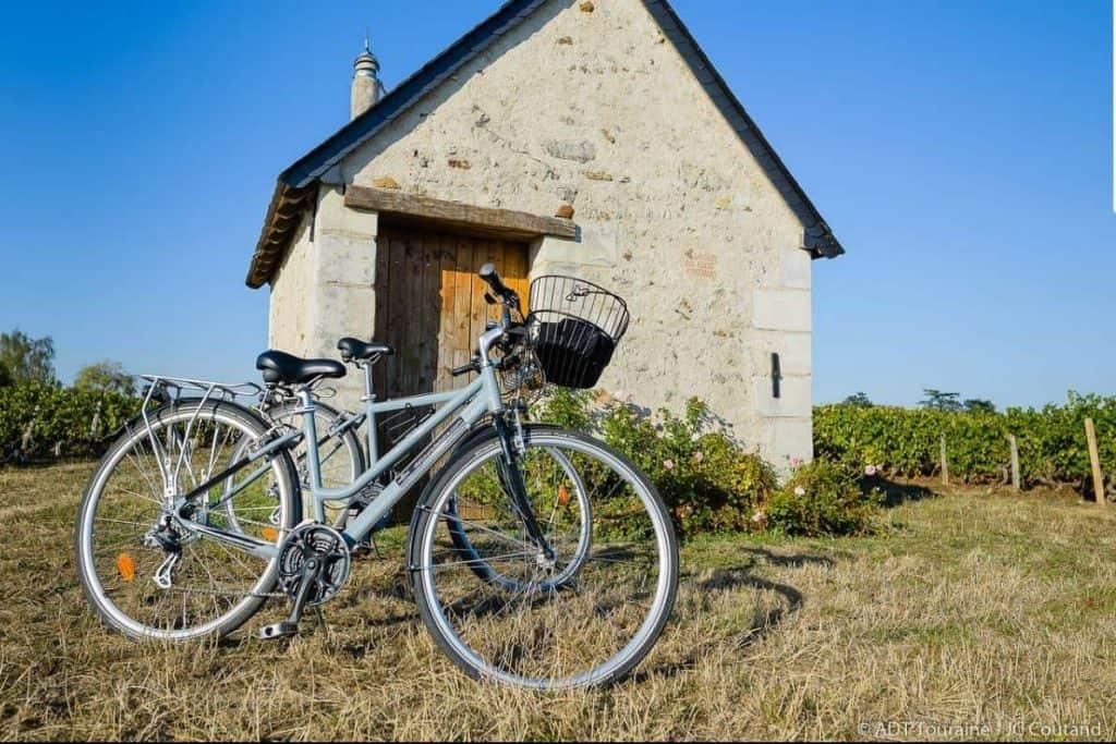 Chauffeur livreur vélo Val de Loire