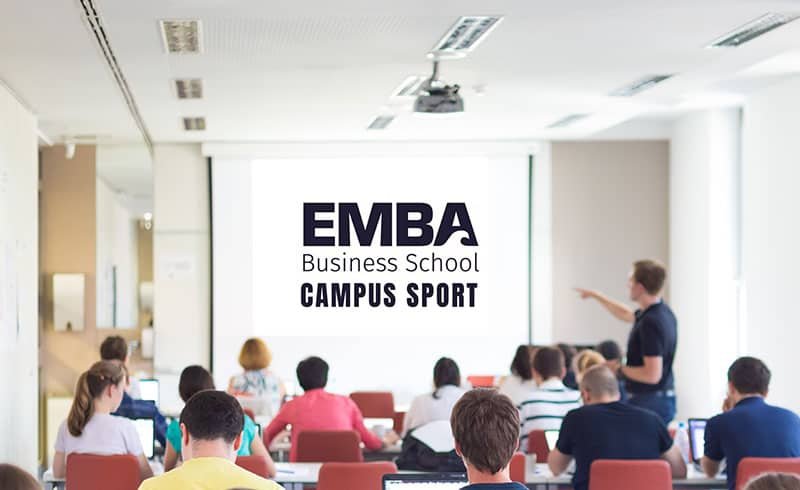 EMBA Business School Campus Sport Quimper