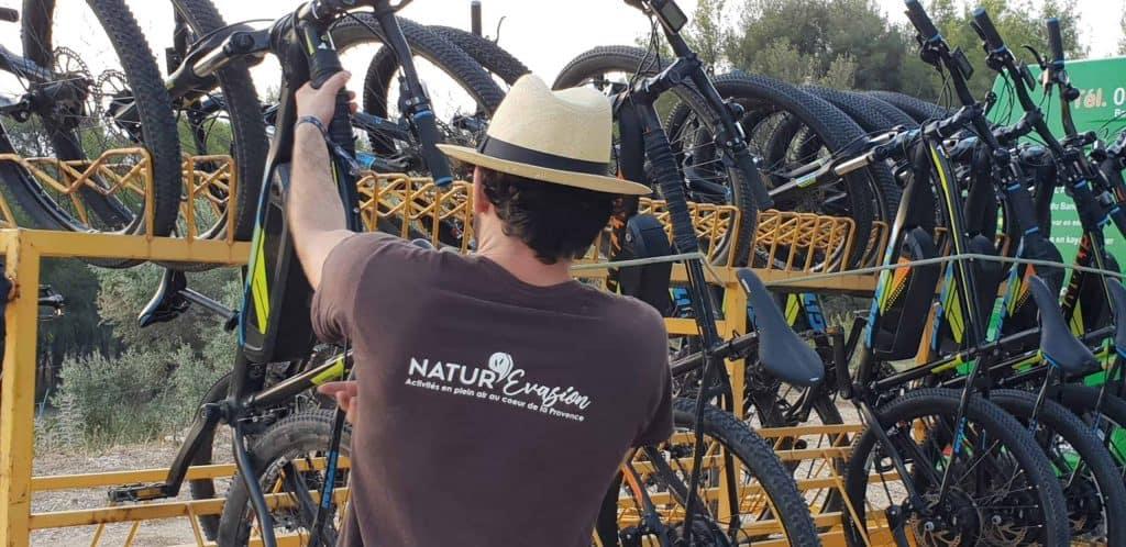 Réparation livraison vélos Var naturevasion