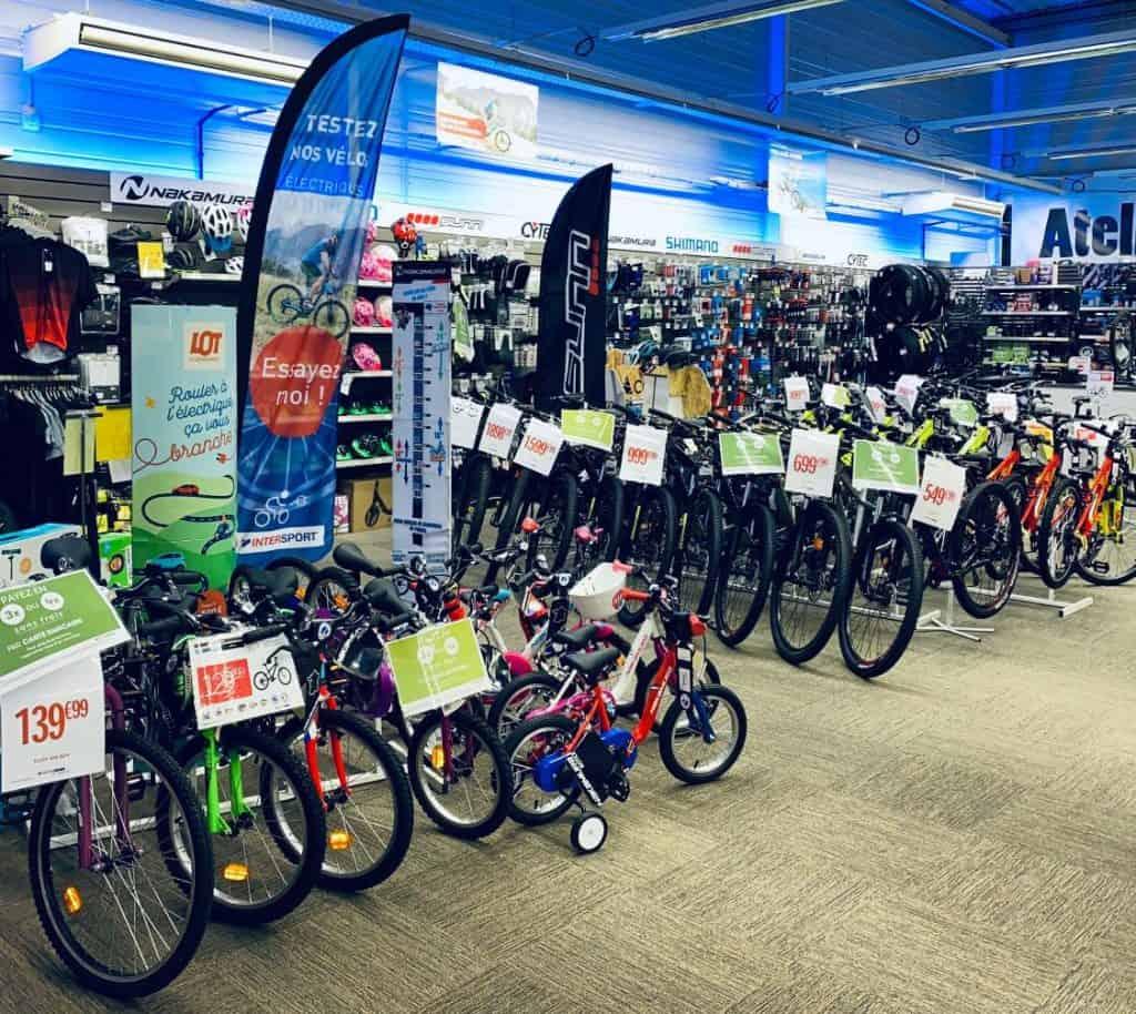 Vendeur Technicien Cycle Lot