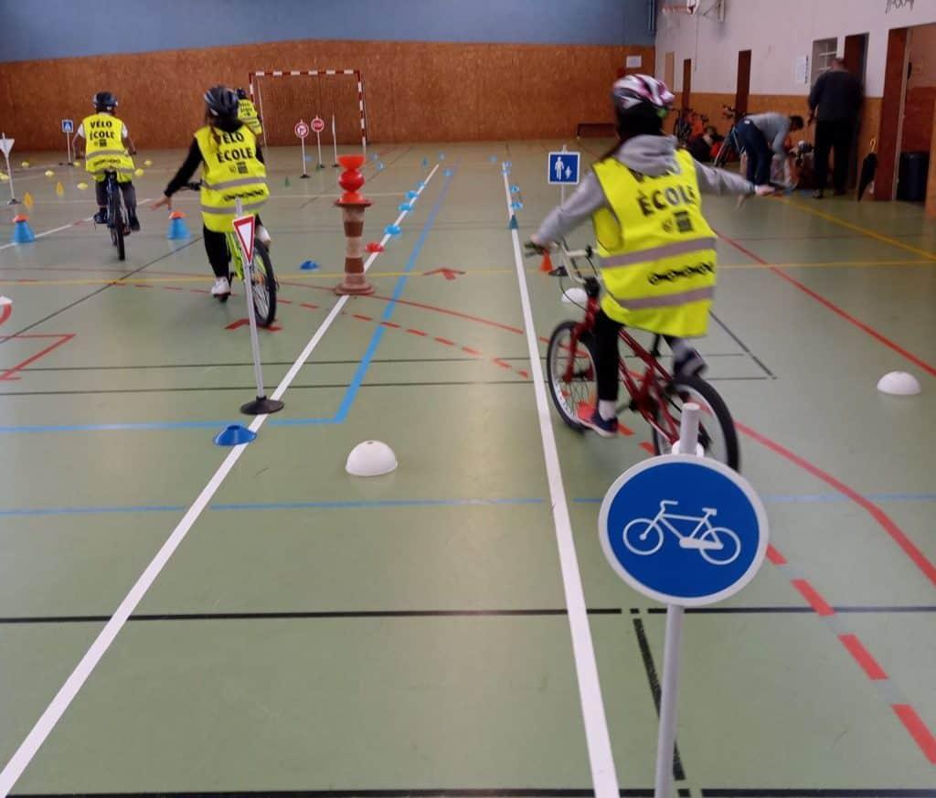 Chargé de projets vélo-école et mobilités actives Brest à Pied et à Vélo