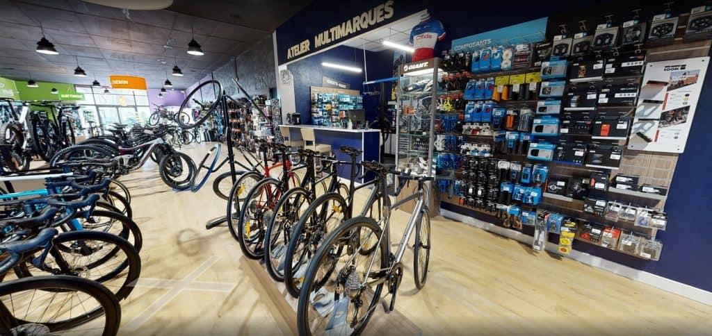 Conseiller de vente cycle Aubagne