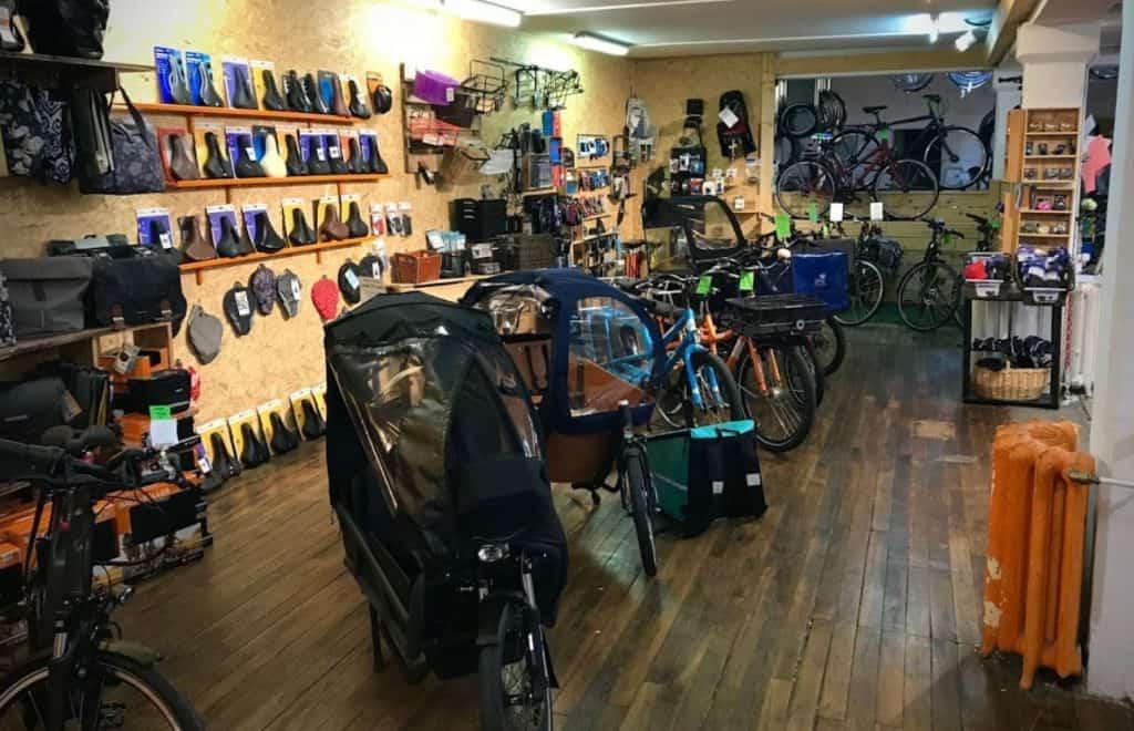 La clef du vélo