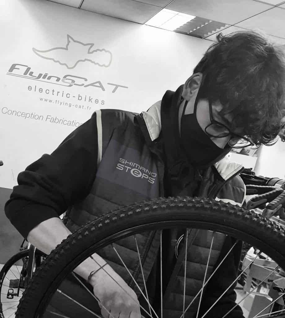 Technicien Vélo Sète