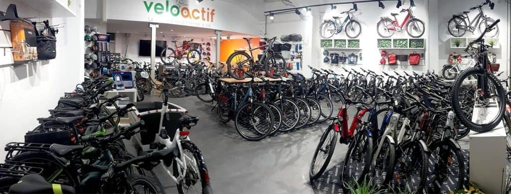 Responsable de magasin de cycles Veloactif