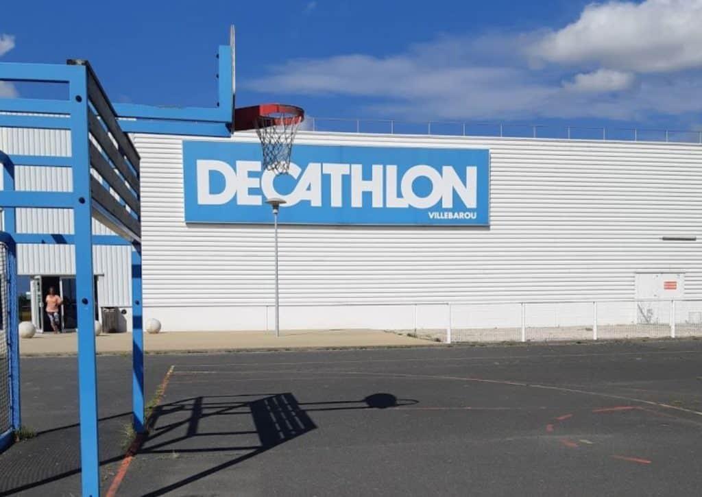 Decathlon Blois