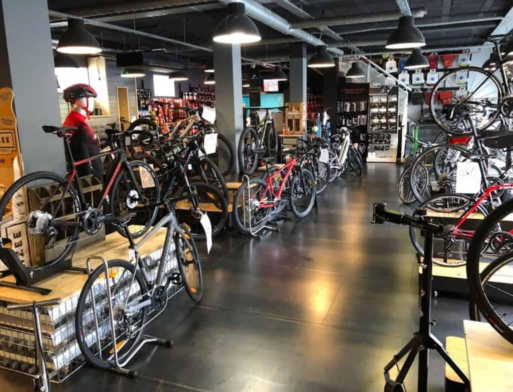 Vendeur Conseiller Cycle Isère