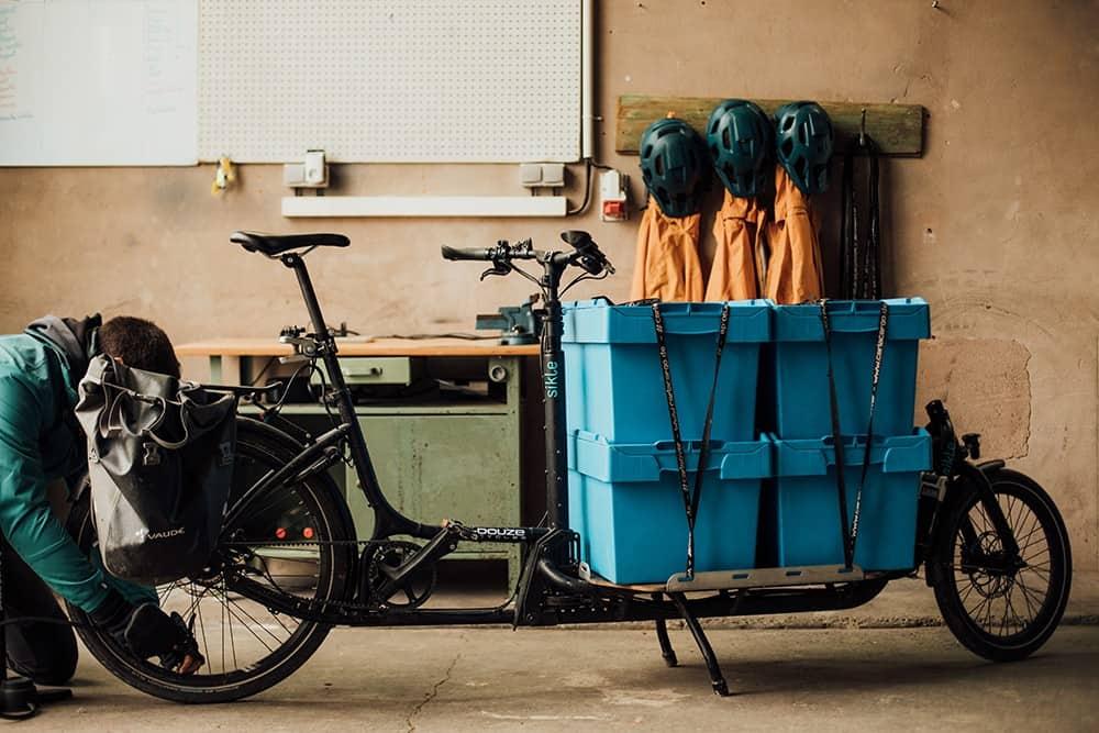 Chargé de collecte et de maintenance Strasbourg Sikle - Les Composteurs de Strasbourg
