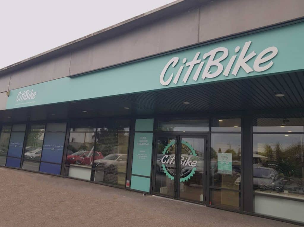 Citibike Anglet Pays-Basque
