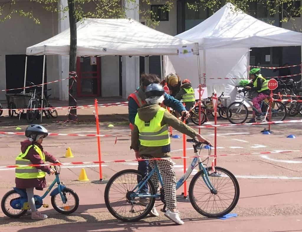 Responsable Vélo-école et Formation