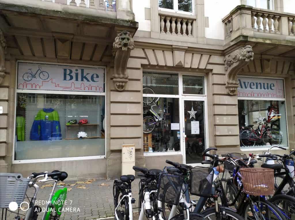 Technicien vendeur cycle Strasbourg