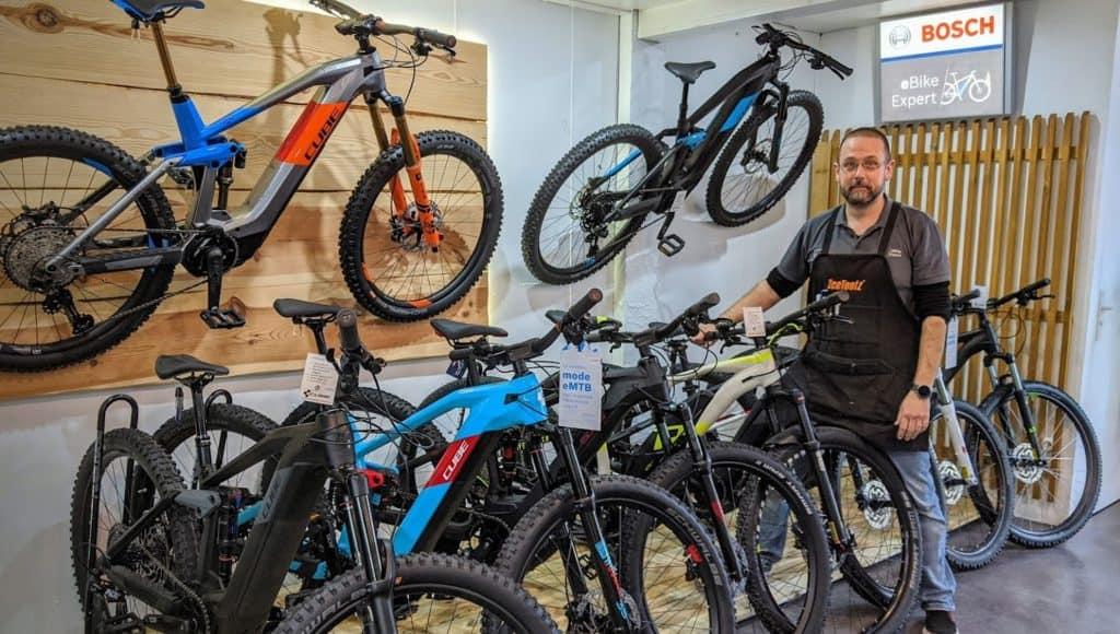 Conseiller technicien cycles Montpellier
