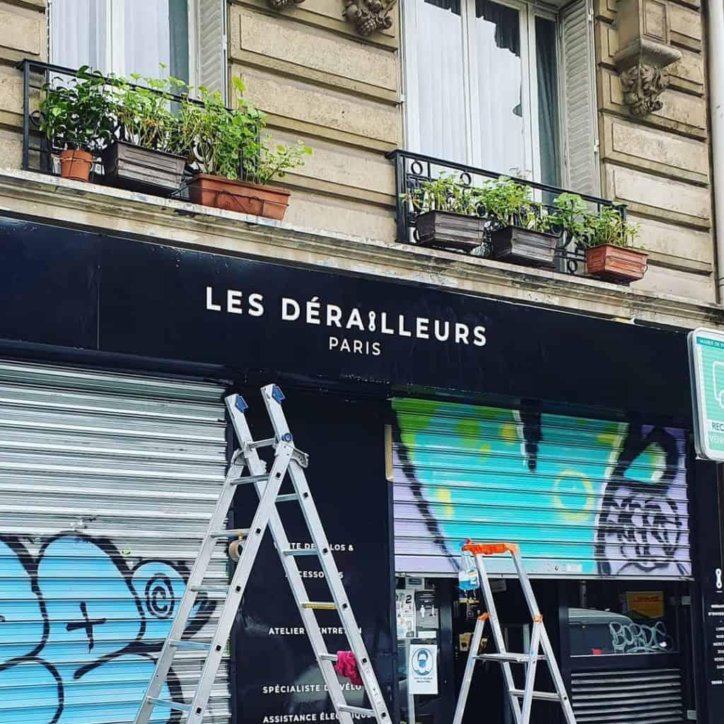 Les Dérailleurs Paris