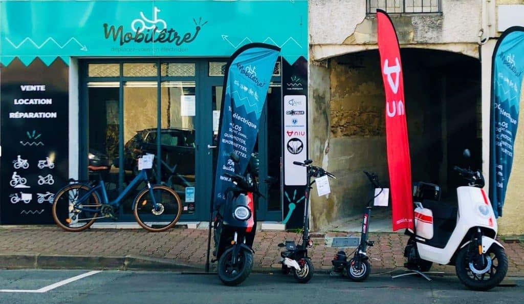 Mobilêtre SA Responsable magasin GirondeS