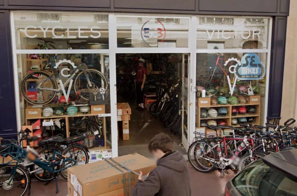 Mécanicien vendeur Hauts-de-Seine SAS Cycles Victor