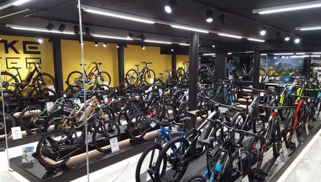 Vendeur Cycles Neuchâtel